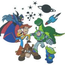 Decoratiune pentru camera copii MyKids Toy Story SRTS-95001