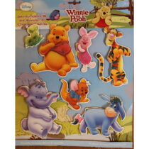 Decoratiune 3D pentru camera copii MyKids Winnie The Pooh SPH-114