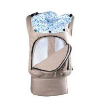 Marsupiu bebe si copii Cangaroo BabyPack 3 in 1 Kaki