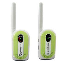 Interfon copii Cangaroo Maternal Instinct Green