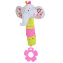 Jucarie plus Bip Bip elefant BabyOno 1193