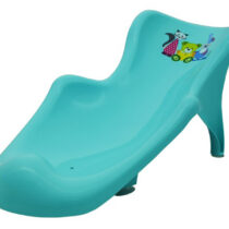Suport anatomic cadita bebelusi MyKids Little Bear and Friends Turquoise