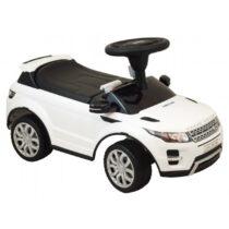 Masinuta De Impins Copii Baby Mix Range Rover 348B Alb