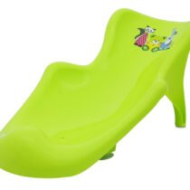 Suport anatomic cadita bebelusi MyKids Little Bear and Friends Verde