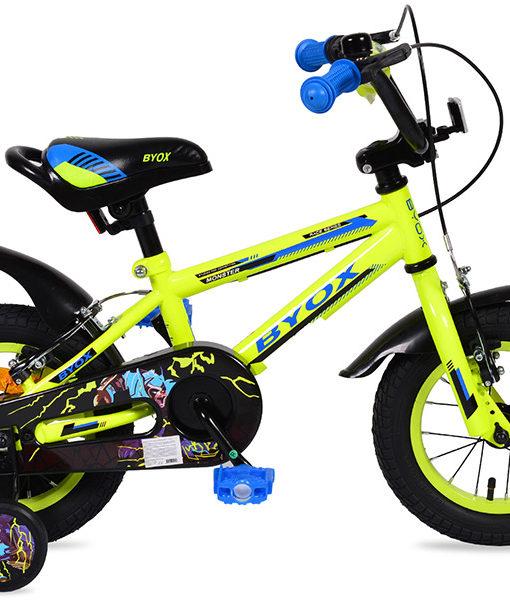 Bicicleta Copii Byox 12 Monster