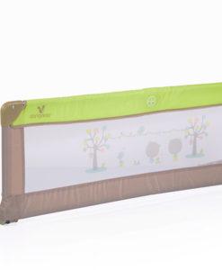Bariera pentru patut copii Cangaroo 130 cm Verde
