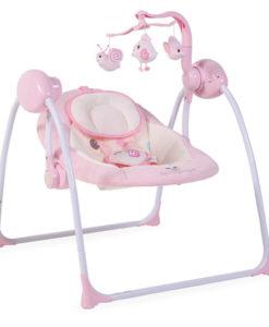 Leagan Electric Moni Baby Swing+ Roz
