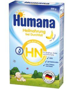 Lapte praf Humana HN de la nastere 300 g