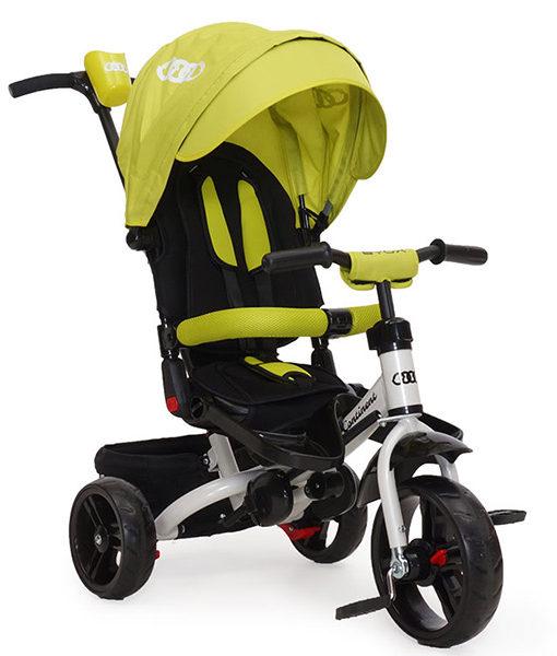 Tricicleta Copii Moni Continent Verde