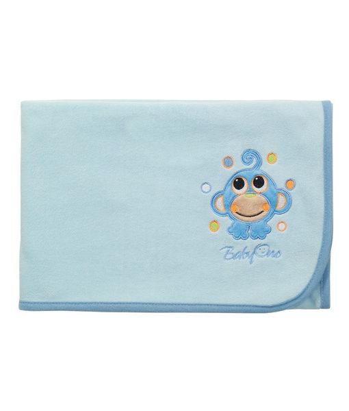 Paturica Polar BabyOno 1406-01 Albastru