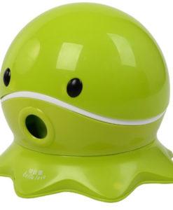 Olita cu suport pentru hartie Octopus Green
