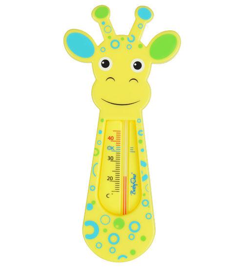 Termometru De Baie Pentru Copii BabyOno Girafa Galbena 774