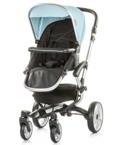 Carucior Chipolino Angel 3 in 1 blue mist