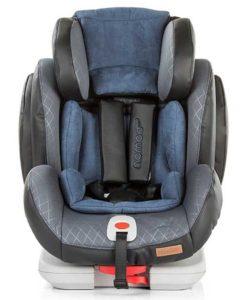 Scaun auto Chipolino Nomad 9-36 kg blue indigo cu sistem Isofix