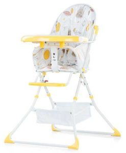 Scaun de masa Chipolino Maggy lemon