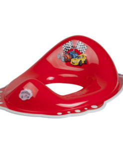 Reductor wc copii MyKids Cars Red-Gray antialunecare