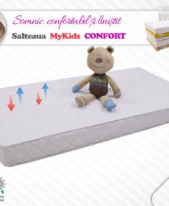 Saltea MyKids Cocos Confort II 120x60x10 (cm)