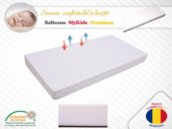 Saltea MyKids Premium 140x70x12 (cm)