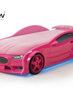 Pat masina tineret MyKids NEO BMW Roz