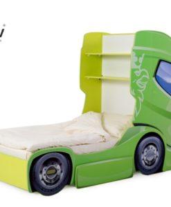 Pat camion DUO SCANIA+1 Orange