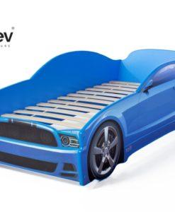Pat masina Light-MG Albastru
