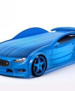 Pat masina tineret MyKids NEO BMW Albastru