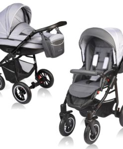Carucior Crooner 2 in 1 – Vessanti – Gray