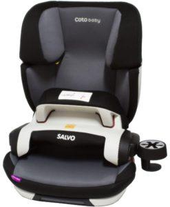 Scaun auto cu Isofix Salvo – Coto Baby – Gri