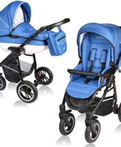 Carucior Crooner 2 in 1 – Vessanti – Blue