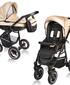 Carucior Crooner 2 in 1 – Vessanti – Cream