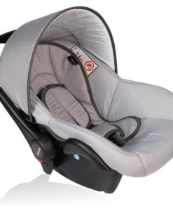 Scaun auto Crooner Prestige – Vessanti – Light Gray