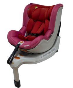 Scaun auto cu Isofix Solario – Coto Baby – Rosu