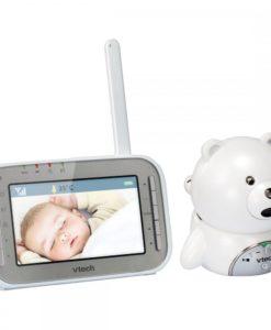 Videofon Digital de monitorizare bebelusi Ursulet BM4200 – Vtech