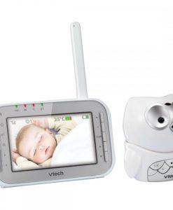Videofon Digital de monitorizare bebelusi Bufnita BM4300 – Vtech