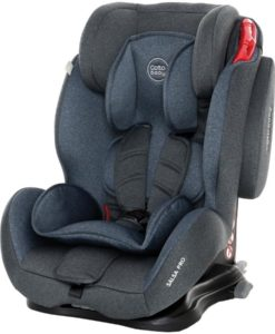 Scaun auto cu Isofix Salsa Pro – Coto Baby – Melange  Albastru