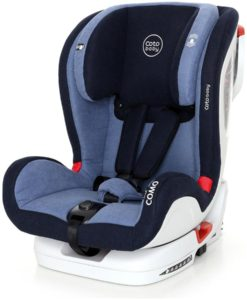 Scaun auto cu Isofix Como – Coto Baby – Melange Albastru