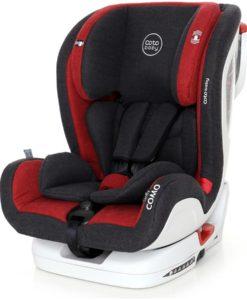 Scaun auto cu Isofix Como – Coto Baby – Melange Rosu