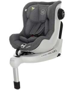 Scaun auto cu Isofix Solario – Coto Baby – Melange Gri