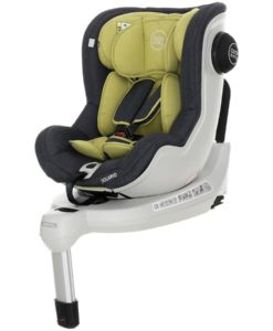 Scaun auto cu Isofix Solario – Coto Baby – Melange Verde