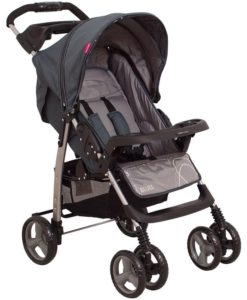 Carucior Blues 2016 – Coto Baby – Grey