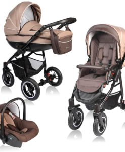 Carucior Crooner 3 in 1 – Vessanti – Beige