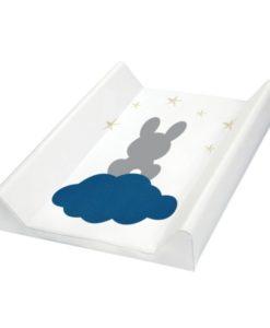 Saltea De Infasat Bebe Cu Intaritura 70×50 Klups Bunny Shadow 243