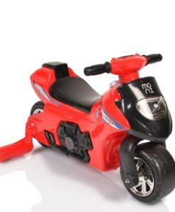 Motocicleta de impins Balance Motor First Step 617 Rosu