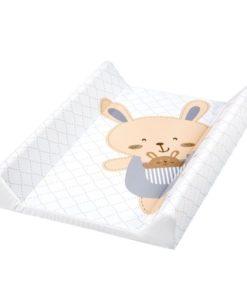 Saltea De Infasat Bebe Cu Intaritura 70×50 Klups Bunnies 068