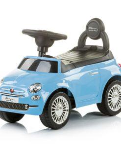 Masinuta Chipolino Fiat 500 blue