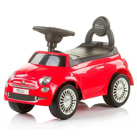 Masinuta Chipolino Fiat 500 red