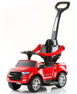 Masinuta de impins Chipolino Ford Ranger red cu maner