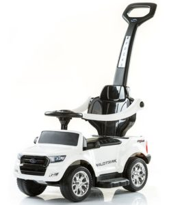 Masinuta de impins Chipolino Ford Ranger white cu maner