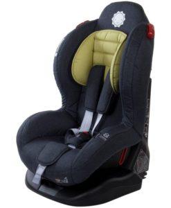 Scaun auto cu sistem Isofix 9-25 kg  Shock Reducer – Sun Baby – Olive