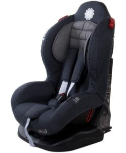 Scaun auto cu sistem Isofix 9-25 kg Shock Reducer  – Sun Baby – Gri